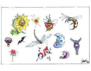 tiere-tattoo-vorlagen-101