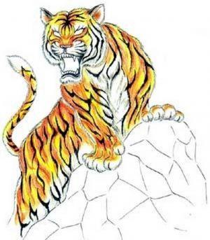 tiere-tattoo-vorlagen-110