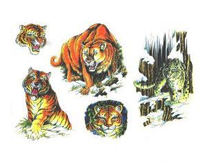 tiere-tattoo-vorlagen-120