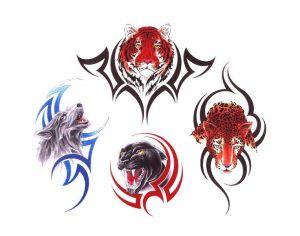 tiere-tattoo-vorlagen-134