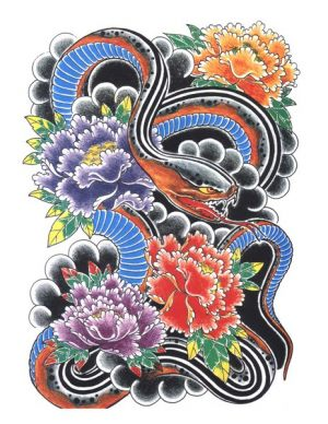 tiere-tattoo-vorlagen-146