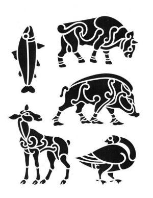 tiere-tattoo-vorlagen-16