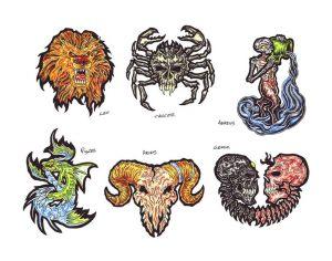 tiere-tattoo-vorlagen-17