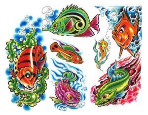 tiere-tattoo-vorlagen-5