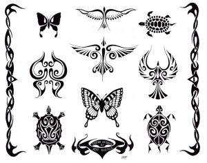 tiere-tattoo-vorlagen-65