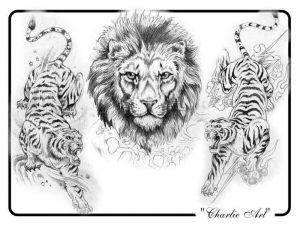 tiere-tattoo-vorlagen-72