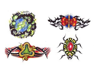 tiere-tattoo-vorlagen-89