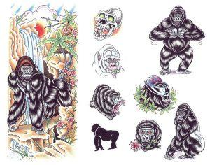 tiere-tattoo-vorlagen-96
