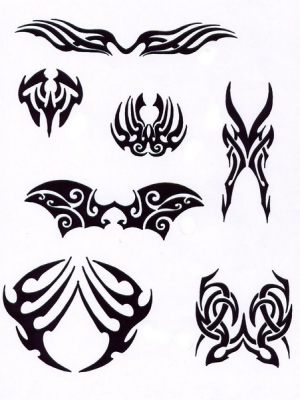 Tribal Tattoo Vorlagen