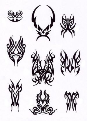 tribal-tattoo-vorlage-103