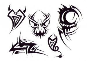 tribal-tattoo-vorlage-127