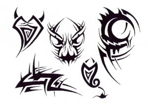 tribal-tattoo-vorlage-17