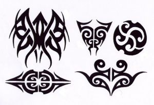 tribal-tattoo-vorlage-203